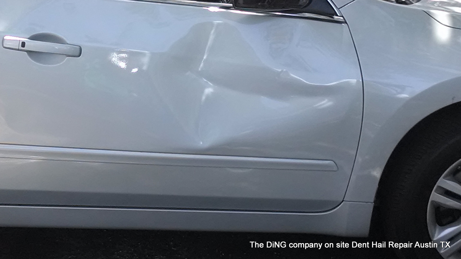 Paintless Dent Repair Cost >> Paintless Dent Removal | Austin, TX