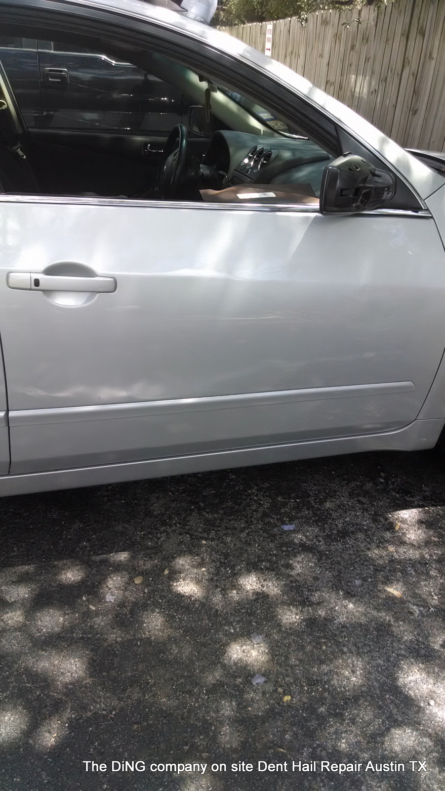 Paintless Dent Removal Austin Tx